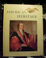 AMERICAN HERITAGE MAG-FEB 1968-JOHN JAY;IRONCLADS;LOVE