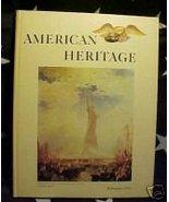 AMERICAN HERITAGE MAG-FEB 1966-AUDUBON;AARON BURR;LAND - $9.99