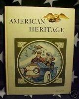 AMERICAN HERITAGE MAG-APRIL 1967-ABOLITION;DESOTO; AUTO