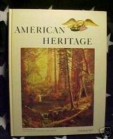 AMERICAN HERITAGE MAG-FEB 1967-TRADE CARDS;LOGGING;PARI