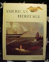 AMERICAN HERITAGE MAG-OCT 1966-JEWISH IMMIGRANTS;WMTAFT