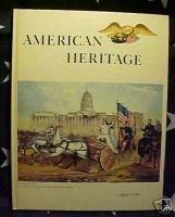 AMERICAN HERITAGE MAG-APRIL 1964-MEXICO;PENN DUT;AZTECS