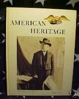 AMERICAN HERITAGE MAG-OCT 1967-BENEDICT;MANDANS;CANYONS