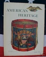 AMERICAN HERITAGE MAG-OCT 1959-EDISON,WORLD WAR I