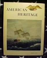 AMERICAN HERITAGE MAG-OCT 1960-USA & RUSSIA, PART V