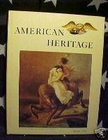 AMERICAN HERITAGE MAG-OCT 1962-MORMONS, GEO.ROGERS CLAR