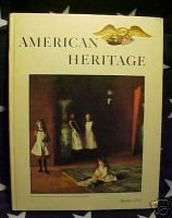 AMERICAN HERITAGE MAG-OCT 1961-AMERICANS ABROAD,YORKTOW