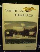 AMERICAN HERITAGE MAG-AUG 1961-TECUMSEH,USA& RUSSIA X