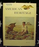 AMERICAN HERITAGE MAG-JUNE 1961-USA & RUSSIA,PART IX,