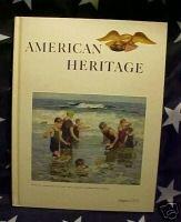 AMERICAN HERITAGE MAG-AUG 1975-TENNIS;DEBS;HORATIO SHAW