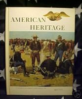 AMERICAN HERITAGE MAG-APRIL 1975-FREDER.REMINGTON;BSA