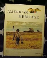 AMERICAN HERITAGE MAG-OCT 1970-WPA;GUNS;GHOST TOWN;CHI