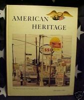 AMERICAN HERITAGE MAG-DEC 1969-WWI FLIER;AM.CONSERVATIO