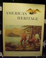 AMERICAN HERITAGE MAG-AUG 1969-BLACK HIST;ALNWICK;ADIR
