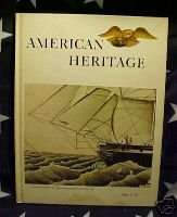 AMERICAN HERITAGE MAG-JUNE 1974- N.Y.IN 1741;BRIDGEPORT