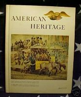AMERICAN HERITAGE MAG-APRIL 1974-100 YRS OLD;AM.ARTISTS