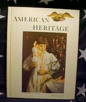 AMERICAN HERITAGE MAG-DEC 1973-MARY CASSATT;BRIDGES;TAL