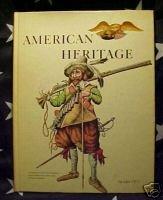 AMERICAN HERITAGE MAG-OCT 1971-AM.GOTHIC;ELEA.ROOSEVELT