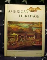 AMERICAN HERITAGE MAG-AUG 1972- CATHAY; UTOPIA; VIKINGS