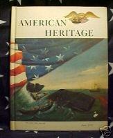 AMERICAN HERITAGE MAG-JUNE 1972-GHOST TOWNS;GAMES;EDUCA