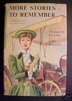 MORE STORIES TO REMEMBER, VOLUME1-COSTAIN,BEECROFT 1958