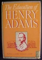 The Education of Henry Adams-ADAMS,MODERN LIB,1931 HCDJ