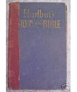 Hurlbut's Story of the Bible For Young&Old,1952-168stor - $9.97