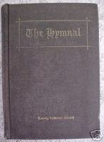 The Hymnal and Order of Service(Lectionary Edition)1949