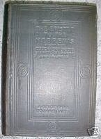 THE EPISTLE TO THE HEBREWS:A DEVOTIONAL COMMENTARY,1907