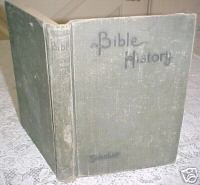 Bible history;:Second grade text-book in Lutheran grade