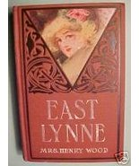 East Lynne-MRS.HENRY WOOD,M.A.DONOHUE,TRAGIC LOVE STORY - $13.97
