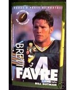 Brett Favre:A Biography-Bill Gutman-8 pages of photos - $24.97