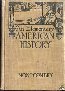An Elementary American History,1904,1918,D.H.Montgomery