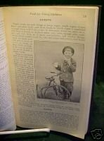 CHILD MANAGEMENT/FOOD FOR YOUNG CHILDREN,1925 USDL #143