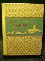 DOWN THE ROAD:LEARNING TO READ,1945 BASIC READING PROG.