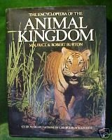 The Encyclopedia of the Animal Kingdom-750illustrations
