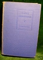 HAPPY CHILDHOOD:DEVELOP/GUIDANCE OF CHILDREN&YOUTH,1933
