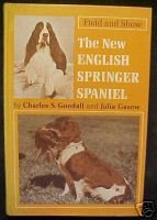 The New English Springer Spaniel:Breeding,Trimming,Show