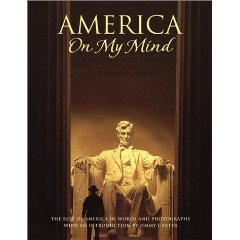 AMERICA ON MY MIND:BEST OF AMERICA IN WORDS&PHOTOGRAPHS