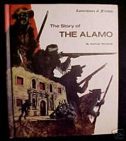 The Story of the Alamo:Cornerstones of Freedom Library