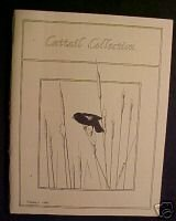 CATTAIL COLLECTION,ANTHOLOGY OF EAST CENTRAL MN WRITERS