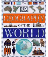 DK Geography of the World-HOMESCHOOL REFERENCE-Earth-Land,People,Animals... - $24.99