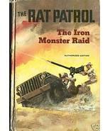 The Rat Patrol:The Iron Monster Raid-I.G. Edmonds1968 - $57.66