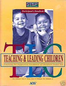 Teaching and Leading Children Training Handbook-STEP BK