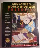 Educator's World Wide Web Tourguide by Gregory Giagn...