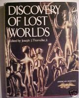 Discovery of Lost Worlds by Joseph Jacobs Thorndike ...