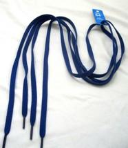 """Premium Thick 52/"""" Royal Blue Rockabilly Punk Shoe Laces Shoelaces-New Tags!"""