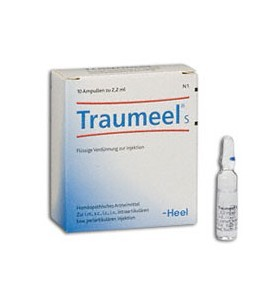 Heel Traumeel S Ampoules 2.2ml (10 ampules)
