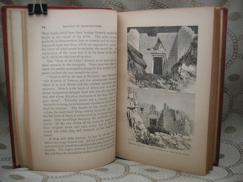 Wonders of Architecture R. Donald Illus Library of Wonders