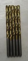 Bosch 9502050 5mm Titanium Coated Drill Bits 5pcs. - $4.95